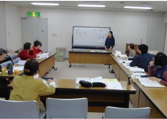 日本語指導勉強会